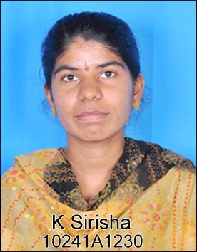 K.SIRISHA