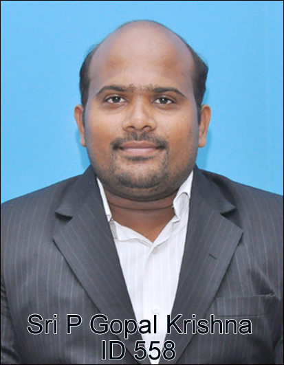 P.Gopala Krishna