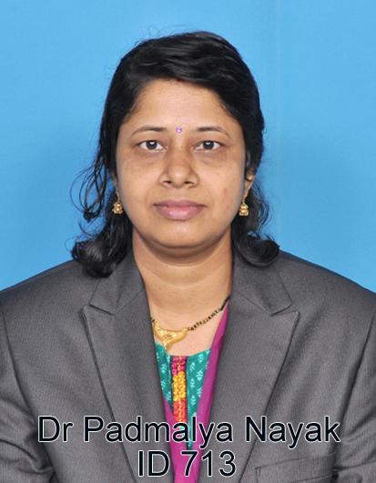 Dr.Padmalaya Nayak